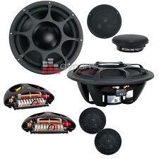 """Morel Elate Ti-903 8-3/4"""" 3-Way Elate Titanium Series Car Component Speakers"""