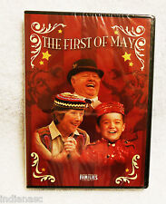 The First of May~DVD~New~Educational~Family~Julie Harris~Mickey Rooney~Values