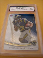 STEDMAN BAILEY RAMS 2013 TOPPS PLATINUM XFRACTOR ROOKIE RC # 125 GRADED 10