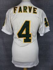 Farve #4 Vintage Green Bay Packers Football Américain Maillot Homme Medium Majestic