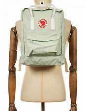 Fjallraven Kanken Classic Backpack - Mint Green-Cool White