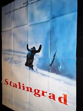 STALINGRAD  affiche cinema