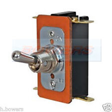 12V VOLT HEAVY DUTY CAR 20A ON/OFF TOGGLE FLICK SWITCH DASHBOARD DOUBLE POLE