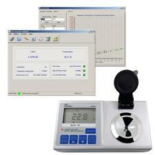 Lab Digital Refractometer Programmable