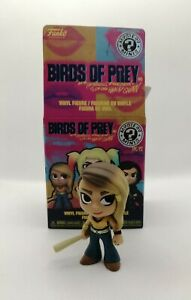 Funko Birds Of Prey Mystery Mini Black Canary vinyl figure DC Comics with Box