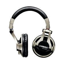 SHURE SRH750DJ Cuffia Professionale da DJ per Monitoring e Mixaggio dal Vivo