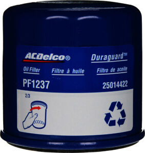 Oil Filter  ACDelco Professional  PF1237