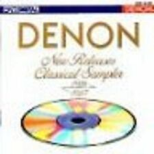 Denon New Releases Classical Sampler 1986/ 1987 (CD) Printed In Japan (D)