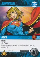 SUPERGIRL DC Comics Deck Building Game card CONFRONTATIONS