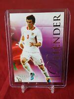 Gareth Bale Wales World Football 2010 Futera Card