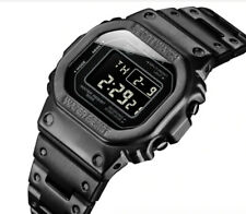 OROLOGIO METALLO DIGITALE REPLICA CASIO GMW-B5000D-1ER GMW-B5000GD-1ER G-SHOCK