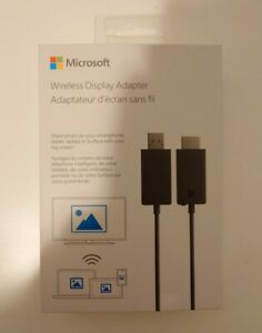 Microsoft Wireless Display Adapter V2 P3Q-00020