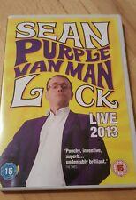 SEAN LOCK PURPLE VAN MAN DVD STAND UP COMEDY