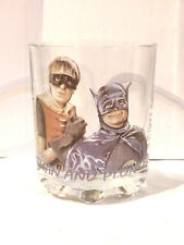 ONLY FOOLS BATMAN AND PLONKER  tumbler WHISKEY MIXER JUICE whisky GLASS horses