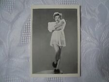MARILYN MONROE rare limited collector´s trading card Pin-up Baby Doll nightgown
