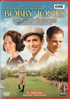 BOBBY JONES Die Golf-Legende - DVD - Kino Film - DVD-705