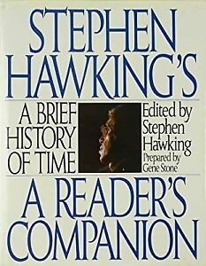 A Brief History of Time: a Readers Companion, Hawking, Stephen, Used; Good Book
