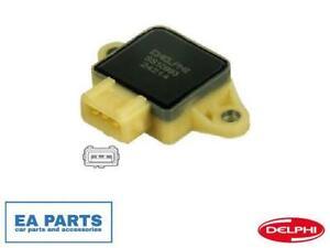 Sensor, throttle position for CITROËN FIAT LANCIA DELPHI SS10993-12B1