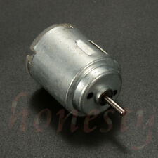 21mm Miniature Small Electric Motor Brushed 1.5-4.5V DC for Models Crafts Robots