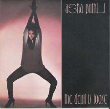 "ASHA PUTHLI - The devil is loose - 7"""