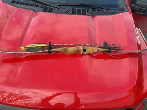 """browning recurve bow used 56"""""""