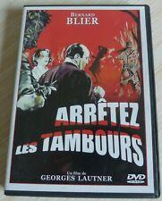 RARE DVD FILM ARRETEZ LES TAMBOURS BERNARD BLIER DE GEORGES LAUTNER