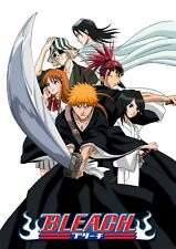Anime Bleach Anime Art Glossy Poster- Size A1 A2 A3 A4