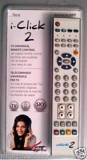 TELECOMANDO UNIVERSALE i-CLICK2  TV DIGITALE TERRESTRE SKY  SKYHD