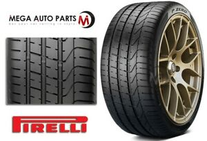 1 Pirelli P ZERO 315/40R21 111Y MO Ultra High Performance Summer Tires PZERO UHP