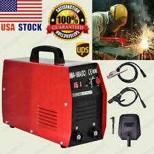 New Listing20~160A Amp 110/220V Arc/Mma Dc Inverter Welder Igbt Electric Welding Machine Us