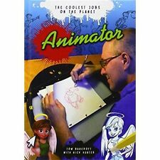Animator (The Coolest Jobs on the Planet),Hunter, Nick, Bancroft, Tom,New Book m