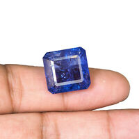 27.08 Cts Huge Natural Tanzanite Lusturous Blue Top Quality Certified Gemstone