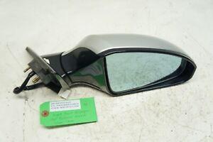 03-06 INFINITI FX35 FX45 RIGHT FRONT PASSENGER DOOR EXTERIOR MIRROR SILVER OEM