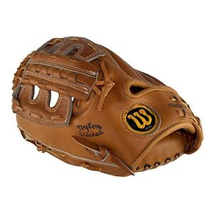 """1970's Wilson A2102 Japan Pro Model Willie Davis Left Hand 11"""" Baseball Glove"""