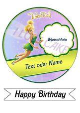 Tortenbild,Tortenfoto,Tortenaufleger Tinkerbell 2 (Fontant Papier)