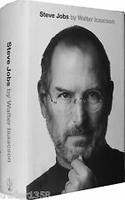 STEVE JOBS Isaacson Published in U.K by LITTLE BROWN 2011 in lingua inglese