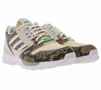 adidas Originals ZX 8000 Sneaker stylische Turn-Schuhe Low Top Sneaker Beige/Wei