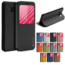 Samsung Galaxy S3 S5 S5 - mini View Kickstand Case Flip Cover Bookstyle Wallet