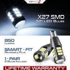 "921 T15 912 ""ULTRA BRIGHT"" White 3030 SMD LED Bulbs Pickup Reverse Backup Light"