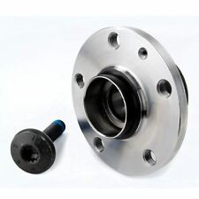 VW Golf MK6 2009-2013 Rear Hub Wheel Bearing Kit Inc ABS Ring