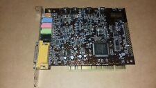 Tarjeta sonido PCI 32bits 5V Creative Labs Sound Blaster Live 5.1 SB0060