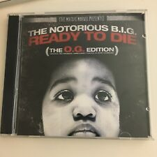 DJ Semi Notorious BIG Ready to Die The OG Edition NYC Hip Hop Mixtape MIX CD