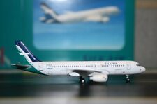 Herpa Wings 1:400 Silk Air Airbus A320-200 9V-SLA (560993) Die-Cast Model Plane