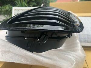 BMW M Grille Black Noir BMW X5 E70 - X6 E71  M performance restylee facelift