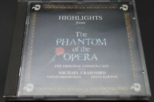 The Original London Cast - Highlights From The Phantom Of The Opera (1987) (CD)