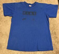 Vintage Nike Air T Shirt XL USA 90s Air PLAY Hip Hop Boys And Girls Club Rare