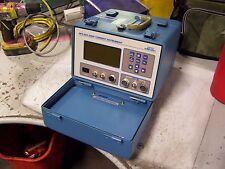 ZETEC MIZ-20A EDDY PORTABLE CURRENT TESTER 115/230 VAC .25/.14 AMP