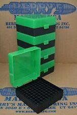 .223 / 556 ammo case / box 100 round (5) X (Zombie / Black) 223 556 Berry's mfg