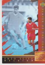 Upper Deck World Cup USA 1994 tradingcard WC8 Enzo Scifo Player of the year