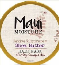 Maui Moisture Revive & Hydrate Shea Butter Dry Damaged Hair Brand New